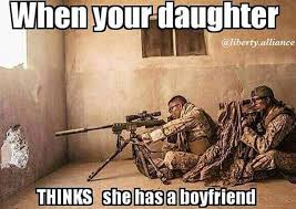 Dating My Daughter Meme - dating my daughter just remember i am not afraid to go back to