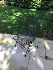 Iron Patio Furniture by Used Patio Furniture Ebay