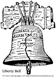 printable pictures liberty bell coloring 17 remodel