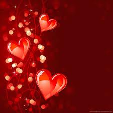 download valentine u0027s day hearts beckground wallpaper for ipad