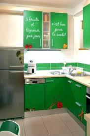 autocollant pour armoire de cuisine stickers porte de cuisine simple kinlo m stickers meubles bois