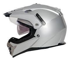 motocross helmet with visor bilt explorer helmet cycle gear