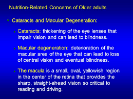 Can Cataracts Lead To Blindness Understanding Nutrition Ppt Video Online Download