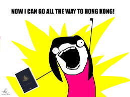 Yay Meme Face - a meme post sincerely about going to hong kong miketsu muse