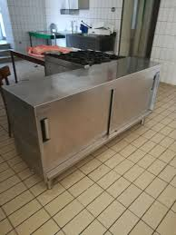 Cucina Monoblocco Usata by Best Cucina Inox Usata Pictures Home Interior Ideas Hollerbach Us