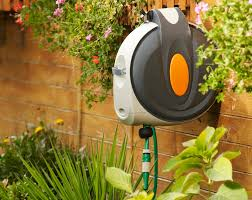 Wall Mounted Hose Reels Garden Metal by 3 Best Retractable Hose Reel Reviews Vitalhosehq Com