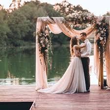 Wedding Arches On Pinterest Best 25 Dock Wedding Ideas On Pinterest Weddings Country