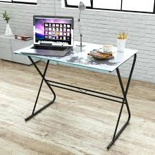 bureau en verre table bureau verre but en trempe conforama alinea bim a co