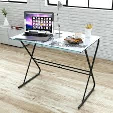 bureau en verre table bureau verre but en trempe conforama alinea bim a co