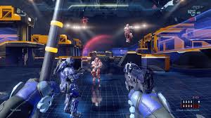 Halo Capture The Flag Gameplay Footage Hands On With Halo 5 U0027s Arena Multiplayer Mode U2013 Bgr