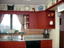 red kitchen cabinets for sale cabinet colors red kitchen cabinets color combination dark blue