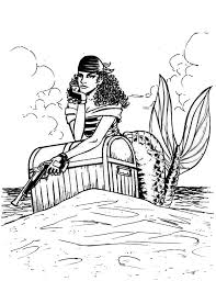 beautiful mermaid coloring pages nice pirate ship coloring page 82 free pirate coloring pages
