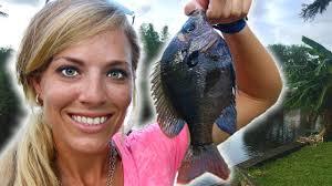 micro fishing in the backyard how to catch bait fish youtube