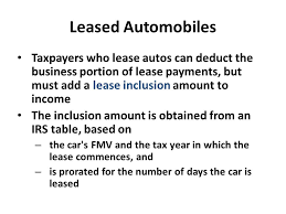 irs lease inclusion table 2016 chapter 10 depreciation howard godfrey ph d ppt video online