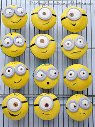 minion cupcakes s confectionery adventures minion cupcakes lemon cake
