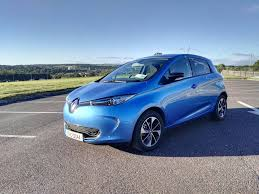 renault zoe the renault zoe ze40 lands in ireland and yes battery is now