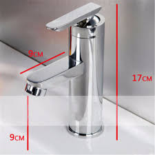 Single Tap Faucet Aliexpress Com Buy Chrome Finish Bathroom Basin Faucet Small