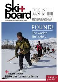 ski board december 2015 january 2016 by ski club of great britain