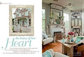 home decoration magazines romantic country magazine