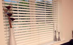kitchen blinds ideas uk decorating charming white horizontal faux wood blinds for window
