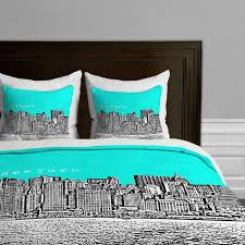bedding and home decor new york city themed skyline comforters sets bedding and decor