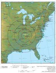 Map Radius 500 Mile Radius U2013 Logan County Ky U2013 Logan Economic Alliance For