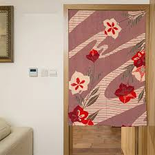 Butterfly Kitchen Curtains Online Shop Japan Style 3d Door Curtains Panel Color Painting