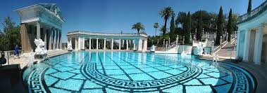 the azure blue indoor pool at hearst castle pics outdoor loversiq