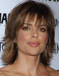 Short Hairstyles Top Short Hairstyles Lisa Rinna Photo At