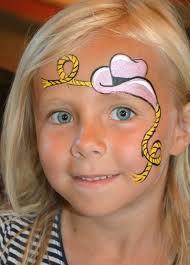 cowboy face paint makeup u0026 nails pinterest cowboys face and