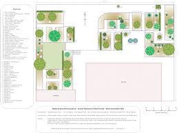 fruit tree garden layout 02 design u0026 construction deep green permaculture