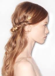 Hochsteckfrisurenen Einfach Geflochten by Hochsteckfrisur Für Glatte Haare Bilder Madame De