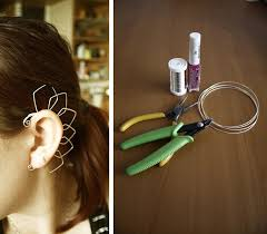 how to make ear cuffs 40 chic diy ear cuffs that you can make yourself page 4