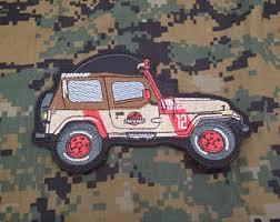 jurassic world jeep jurassic park jeep etsy