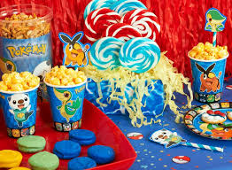 Best Cake For Pokemon Birthday Party Ideas