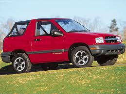 chevy tracker convertible chevrolet tracker 1999 picture 5 of 20