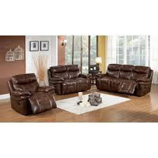 best power reclining sofa abbyson living riley 3 piece premium top grain leather reclining