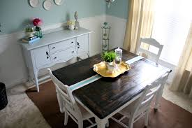 Kitchen Table Idea Refinishing Kitchen Table Ideas Picture Design Idea And Decors