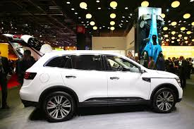 renault koleos 2017 review upmarket renault koleos initiale paris revealed by car magazine