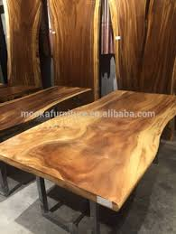 natural wood table top america hottest solid wood table top natural color walnut live edge
