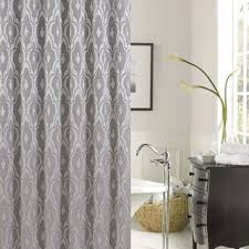 Fabric Shower Curtains With Matching Window Curtains Shower Curtains U0026 Bathroom Curtains Linens N U0027 Things