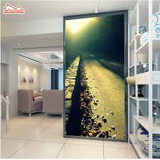 Wall Mural Sunrise In A Forest Wall Paper Self Adhesive Online Buy Wholesale 3d Wall Murals Wallpaper Sunrise From China