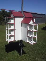 cool bird house plans amish purple martin birdhouse plans