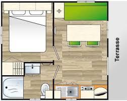 mobil home 1 chambre location de mobil home 1 chambre en baie de somme flower cing