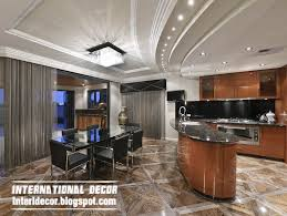 amazing of modern ceiling design for kitchen beautiful kitchen