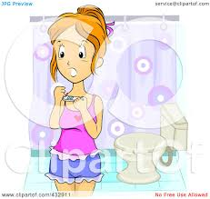 royalty free rf bathroom clipart illustrations vector graphics 3