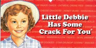 Debbie Meme - little debbie has her own photoshop meme