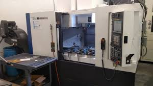 hyundai wia f400vm cnc vertical machining center 10k spindle
