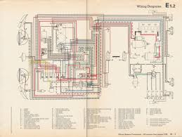 thesamba com type wiring diagrams usa wiring diagram components