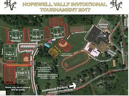 Baseball Map Field Map Hopewell Valley Lacrosse